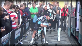 Tour of Britain (2015) Stoke-on-Trent to Nottingham