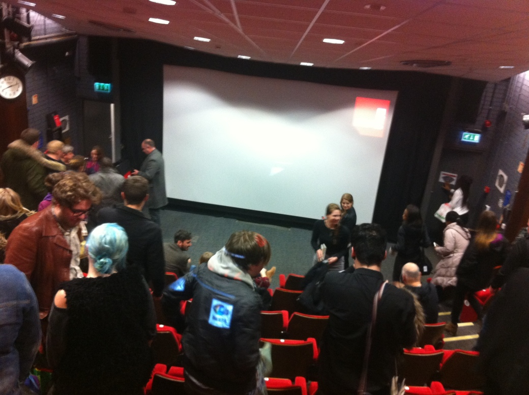 Year 3 Media Student Film Night