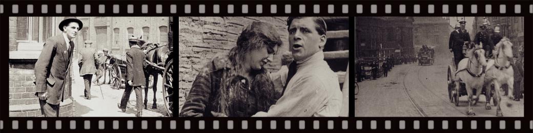 Pottery Girl's Romance Film Reel